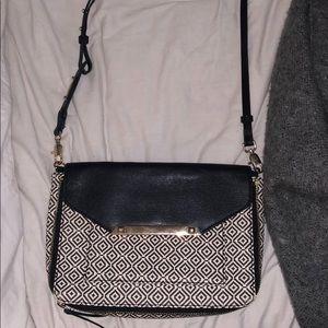 Stella and Dot over the Shoulder Pattern Bag